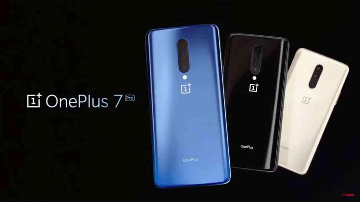 - OnePlus เปิดตัว OnePlus 7 Pro กล้องสามตัว ใช้หน่วยความจำ UFS3.0 พร้อมรุ่นธรรมดากล้องคู่ และรุ่น 5G