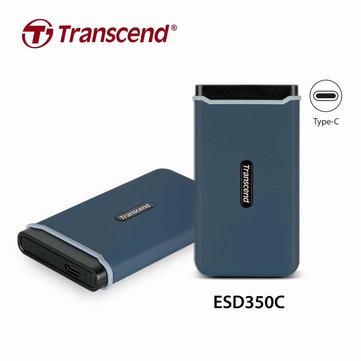 Transcend เปิดตัว SSD แบบพกพารุ่นใหม่ อินเตอร์เฟส USB 3.1 Gen 2 ความจุขนาดใหญ่ ขนาดกะทัดรัด และทนต่อแรงกระแทก - Transcend เปิดตัว SSD แบบพกพารุ่นใหม่ อินเตอร์เฟส USB 3.1 Gen 2 ความจุขนาดใหญ่ ขนาดกะทัดรัด และทนต่อแรงกระแทก