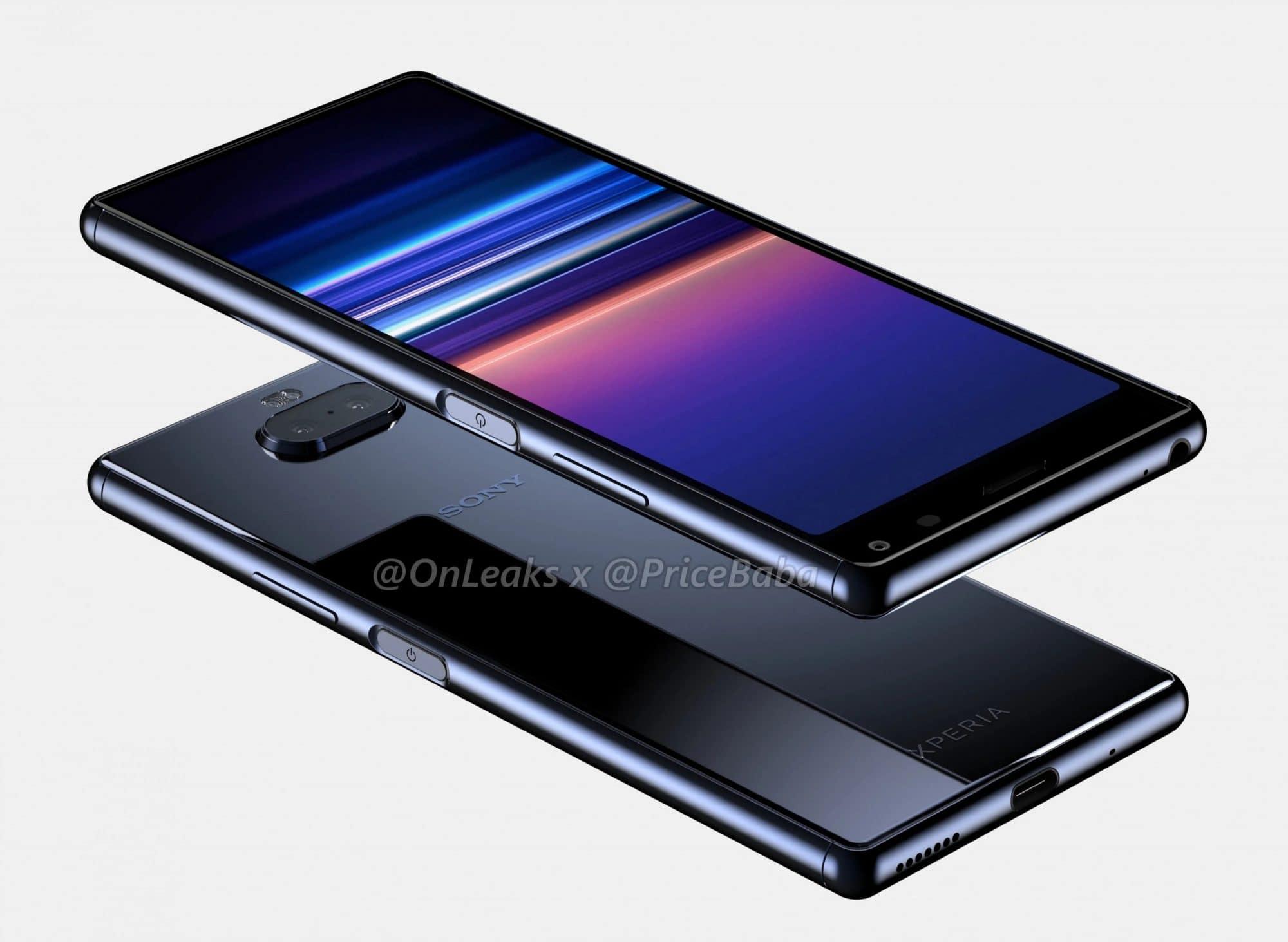 หลุดดีไซน์ Sony Xperia 20 ดีไซน์คล้ายเดิม รวมปุ่มสแกนนิ้วกับ Power - หลุดดีไซน์ Sony Xperia 20 ดีไซน์คล้ายเดิม รวมปุ่มสแกนนิ้วกับ Power
