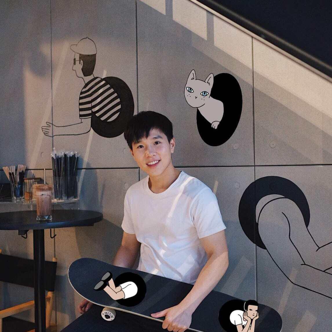 Meitu x Gongkan เชิญชวนแฟนๆ ร่วมถ่ายรูปกับผลงานของก้องกานชิงรางวัลสุดพิเศษ 5