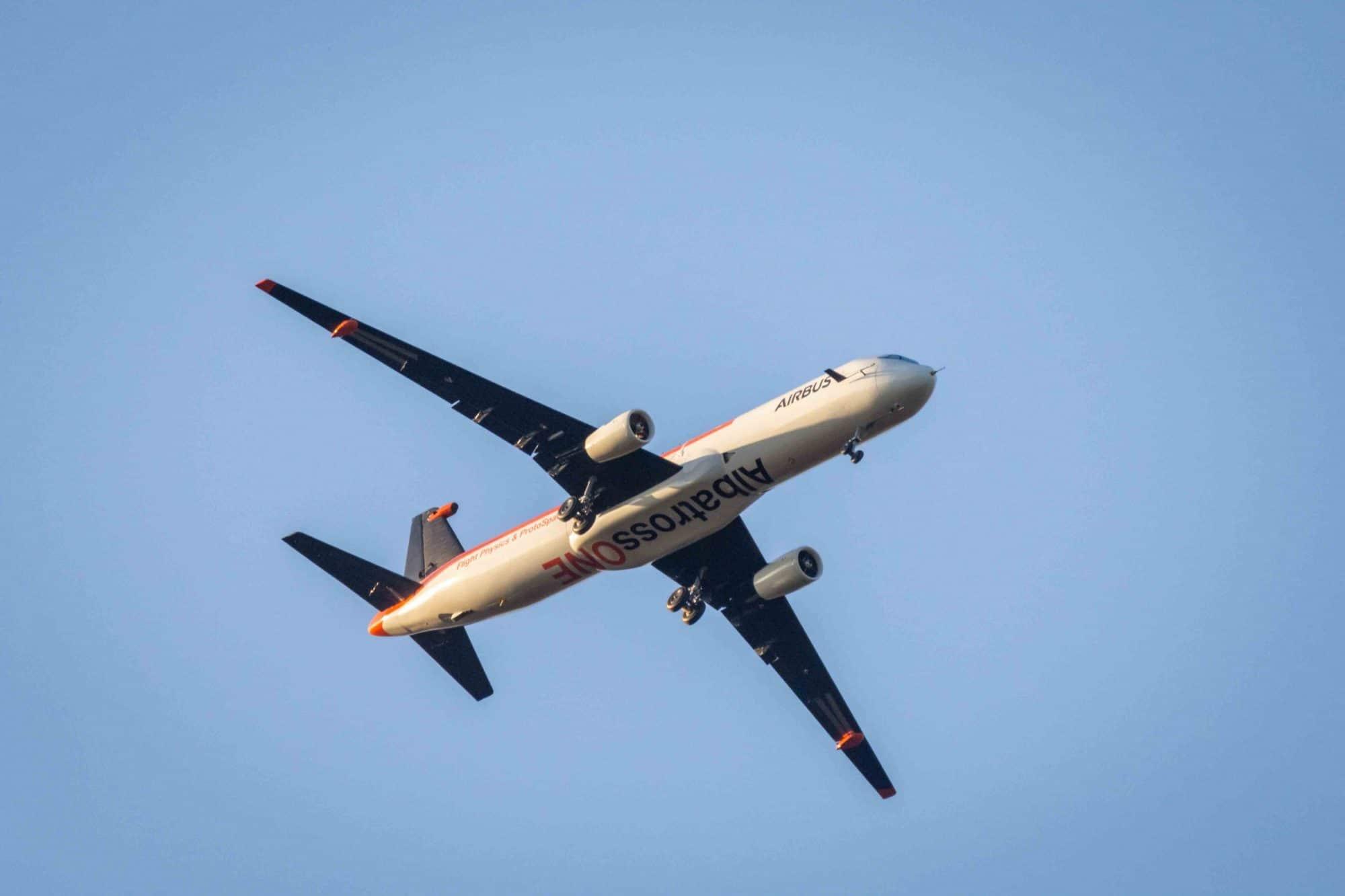 นกอัลบาทรอสเป็นแรงบันดาลใจให้กับการออกแบบปีกเครื่องบินรุ่นต่อไปได้อย่างไรจาก วิศวกรของ airbus ใน albatrossone - นกอัลบาทรอสเป็นแรงบันดาลใจให้กับการออกแบบปีกเครื่องบินรุ่นต่อไปได้อย่างไรจาก วิศวกรของ Airbus ใน AlbatrossOne