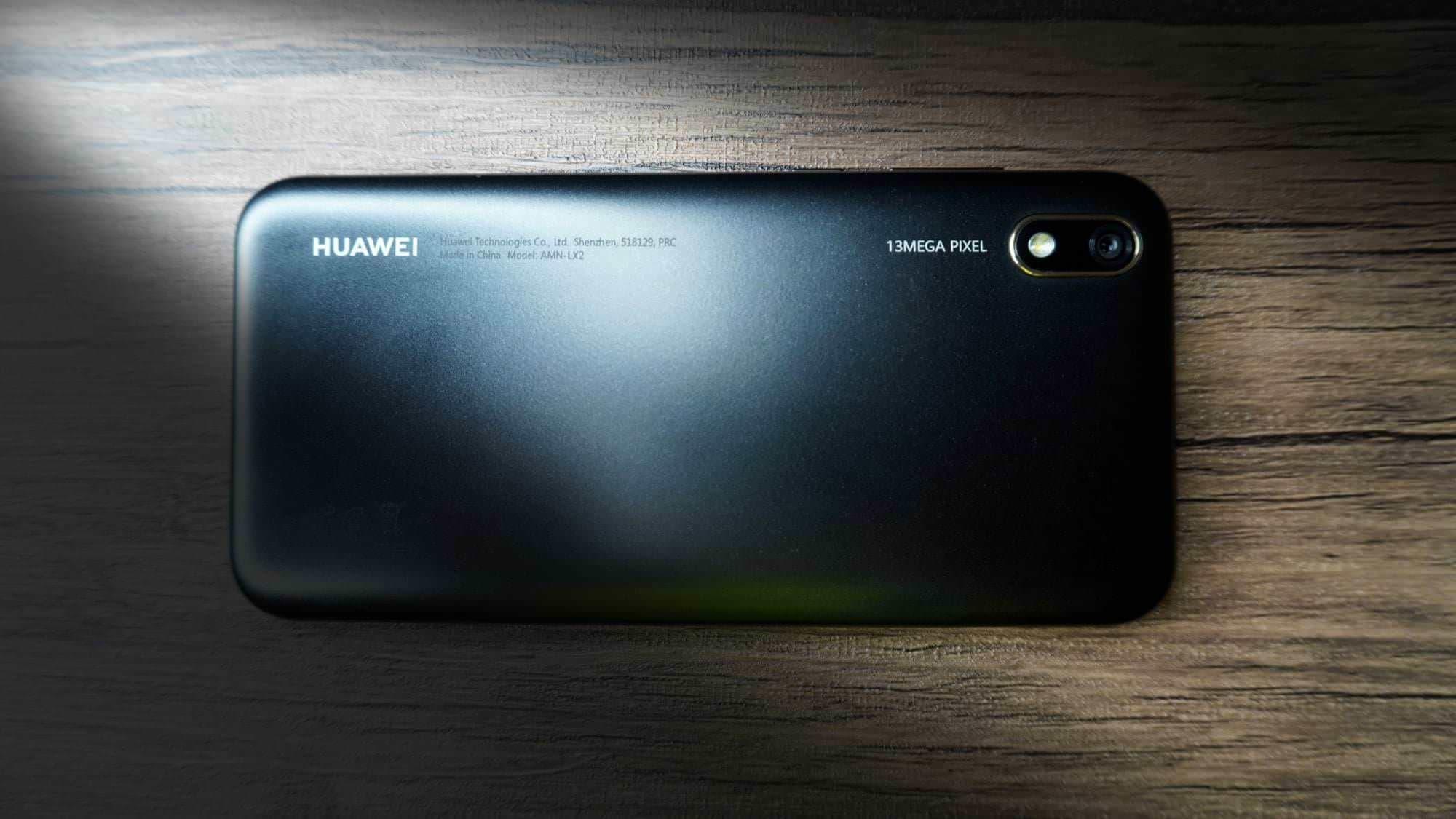 รีวิว HUAWEI Y5 2019 สมาร์ทโฟนราคาเบาๆ 3,799 บาท 3
