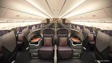 บริษัท sia engineering และ airbus ดำเนินการปรับปรุงห้องโดยสารให้กับฝูงบิน a380 ของ singapore airlines ลำแรกเป็นที่เรียบร้อยแล้ว - บริษัท SIA Engineering และ Airbus ดำเนินการปรับปรุงห้องโดยสารให้กับฝูงบิน A380 ของ Singapore Airlines ลำแรกเป็นที่เรียบร้อยแล้ว
