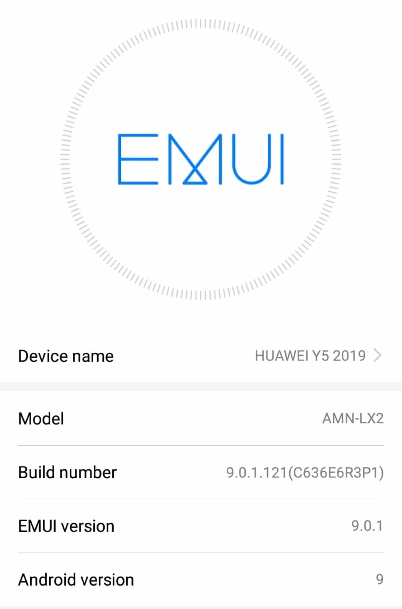รีวิว HUAWEI Y5 2019 สมาร์ทโฟนราคาเบาๆ 3,799 บาท 6