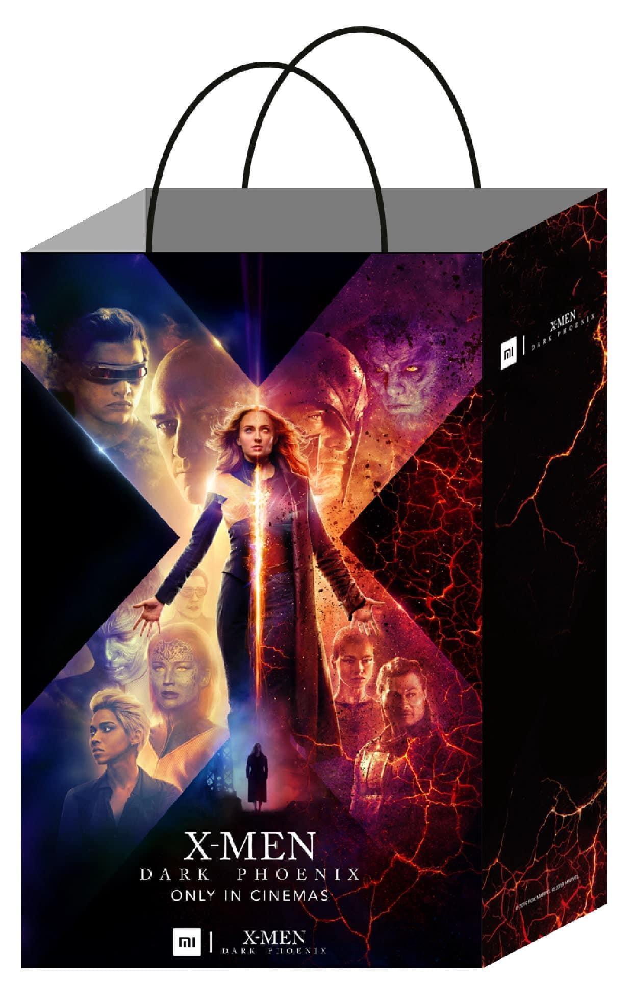 ซื้อ Redmi Note 7 วันนี้ รับฟรีของขวัญจากหนัง X-Men: Dark Phoenix 2