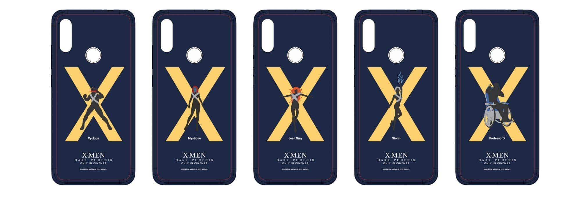 ซื้อ Redmi Note 7 วันนี้ รับฟรีของขวัญจากหนัง X-Men: Dark Phoenix 3