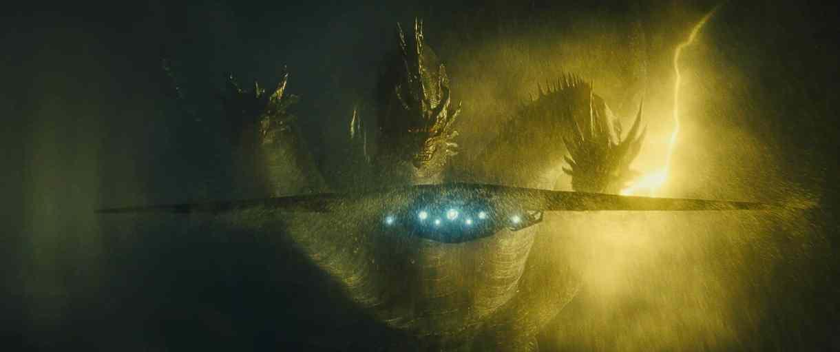 Godzilla: King of the Monsters   ยิ่งใหญ่สมไซส์ตัว - Godzilla: King of the Monsters   ยิ่งใหญ่สมไซส์ตัว