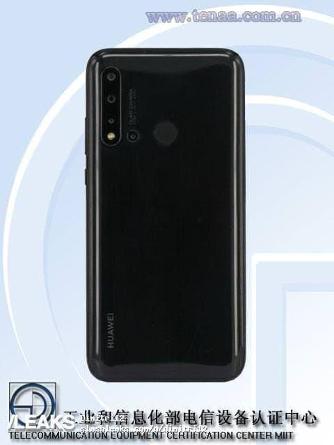 - เผยข้อมูล HUAWEI nova 5 มาพร้อมกล้อง 4 ตัว Kirin 980 สแกนนิ้วในหน้าจอ
