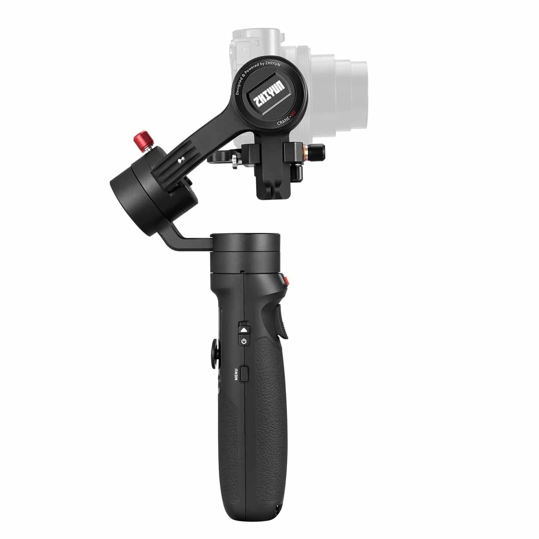 Zhiyun เปิดตัวกิมบอลกันสั่น Zhiyun Crane-M2 ใช้ได้ทั้งมือถือ กล้องแอ็คชั่น และกล้องคอมแพ็ค ราคา 8,500.- 5