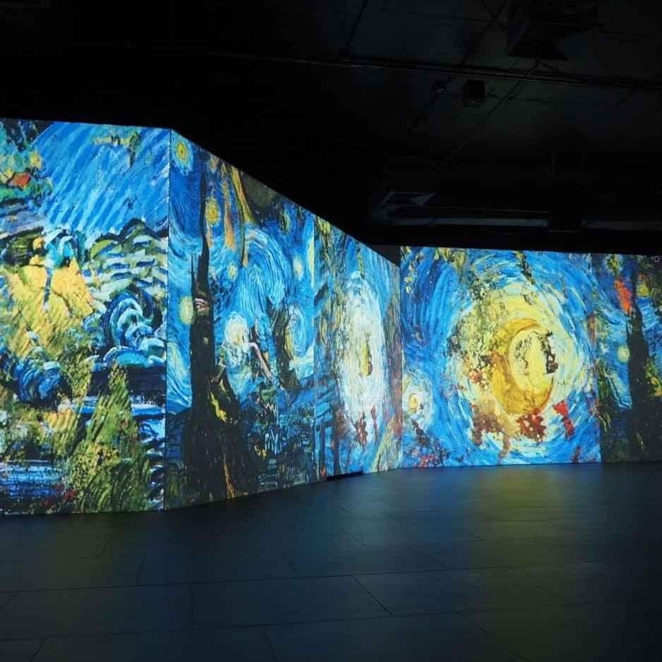 - พาไปเสพศิลป์ 360 องศาในนิทรรศการ From Monet to Kardinsky