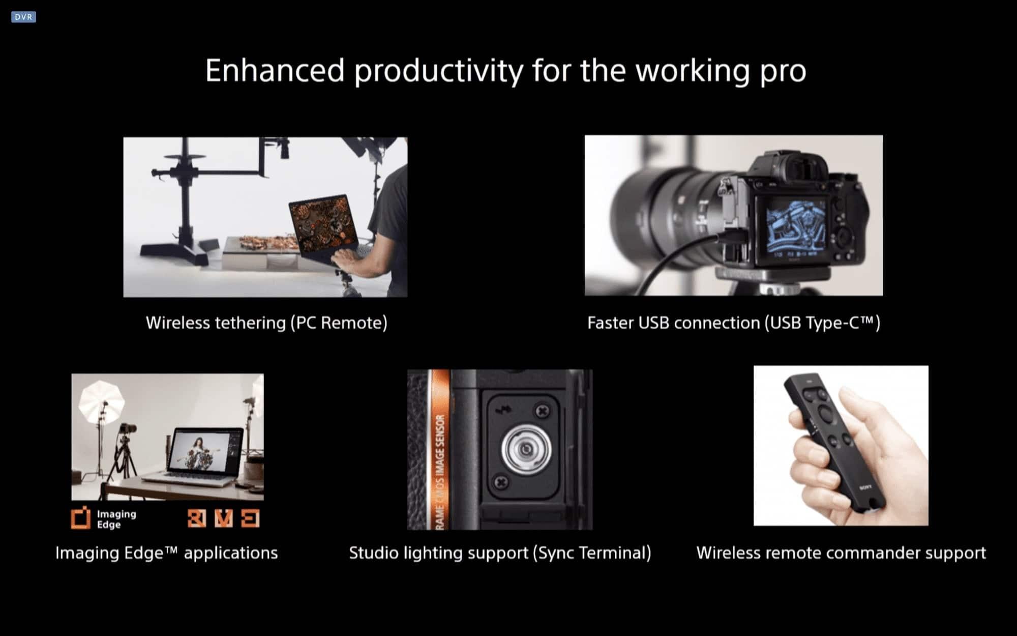 - พี่หมีปล่อยของ เปิดตัว Sony a7R IV กล้อง Full-Frame Mirrorless ความละเอียด 61 MP รุ่นแรกของโลก