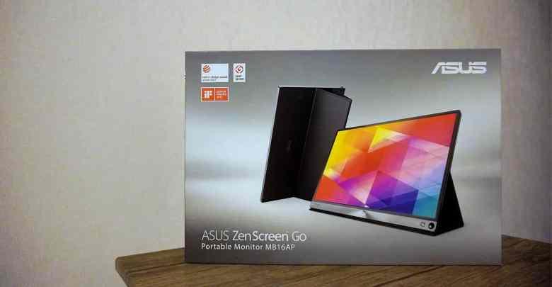 รีวิว asus zenscreen go หน้าจอพกพาขนาด 15 นิ้ว - รีวิว ASUS ZenScreen Go หน้าจอพกพาขนาด 15 นิ้ว
