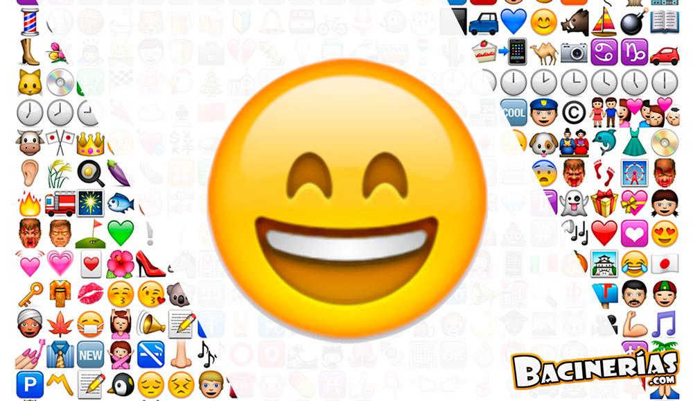 Los emojis ms utilizados en Twitter a tiempo real
