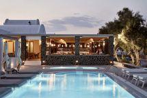 Hotel Costa Grand Resort & Spa 5 - Arrivee Santorin Les