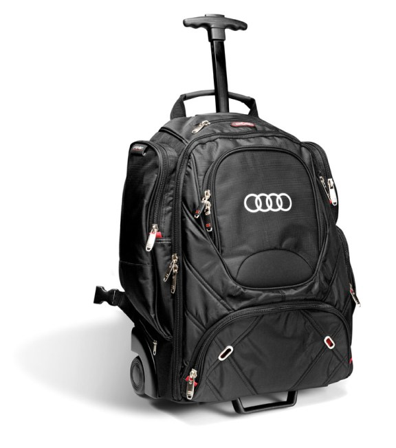 executive backpack for the exclusive client.