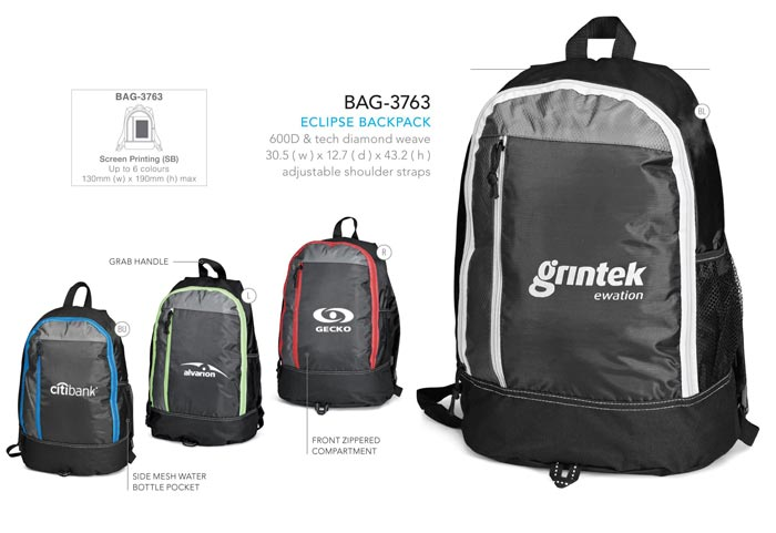 promotional backpack