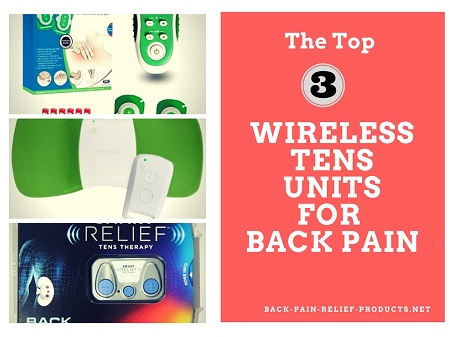 The 3 Best Small & Wireless TENS Units for Back Pain (2018 ...