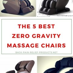 Best Zero Gravity Massage Chair Renting Chairs For A Wedding The 5 Money In 2019