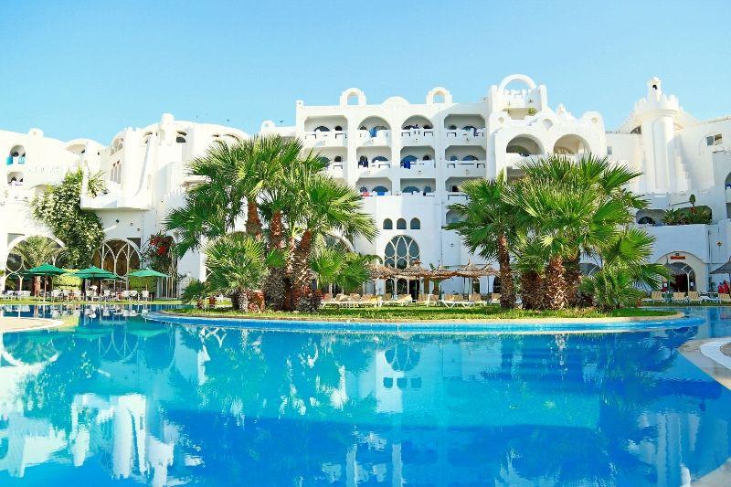 Lella Baya Thalasso 4 Sejour Tunisie avec Voyages Auchan