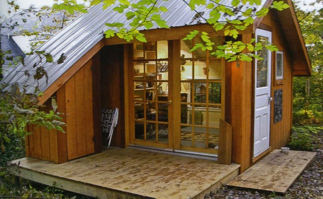 Tiny Homes Simple Shelter Back To Nature
