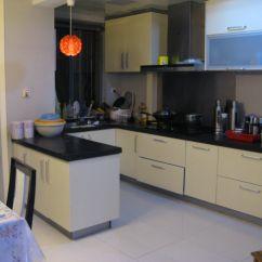 Compact Kitchens Wall Tile Kitchen 紧凑小厨房装修效果图 土拨鼠装修经验 紧凑小厨房