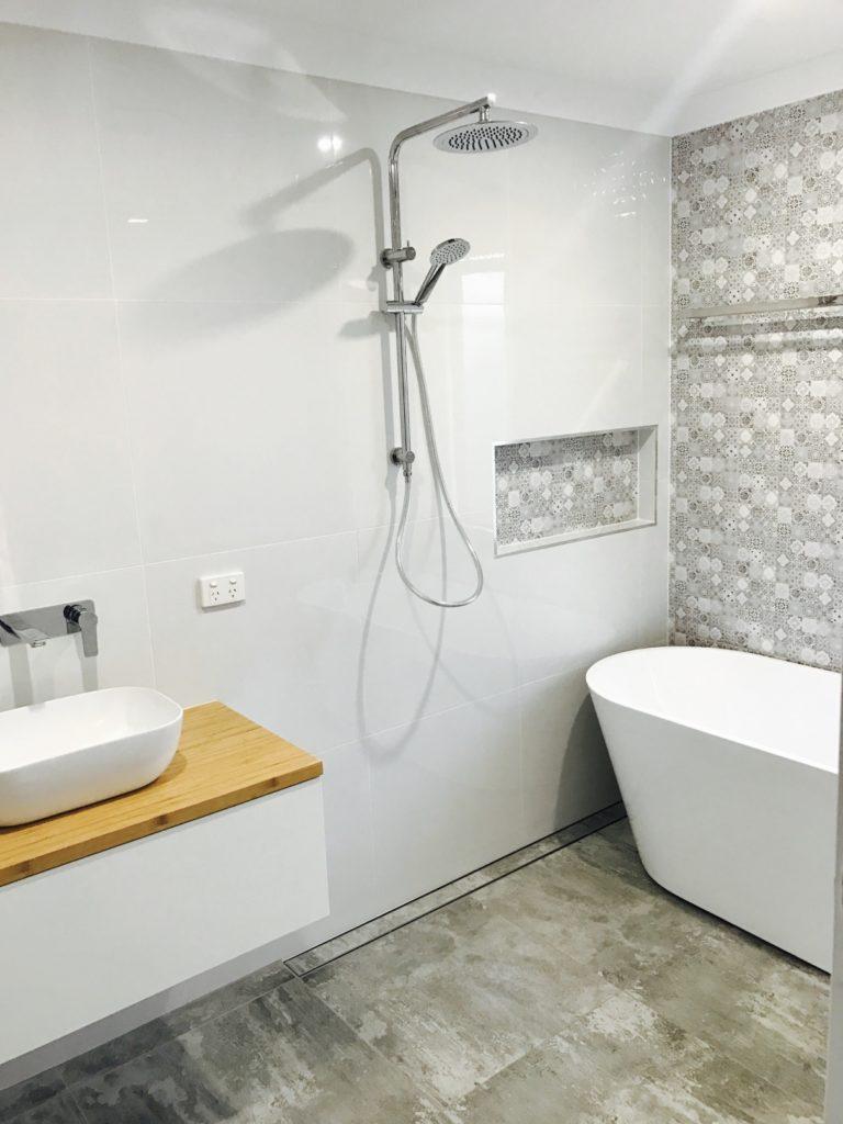 Coorparoo Bathroom Renovations Brisbane  1 Bathroom
