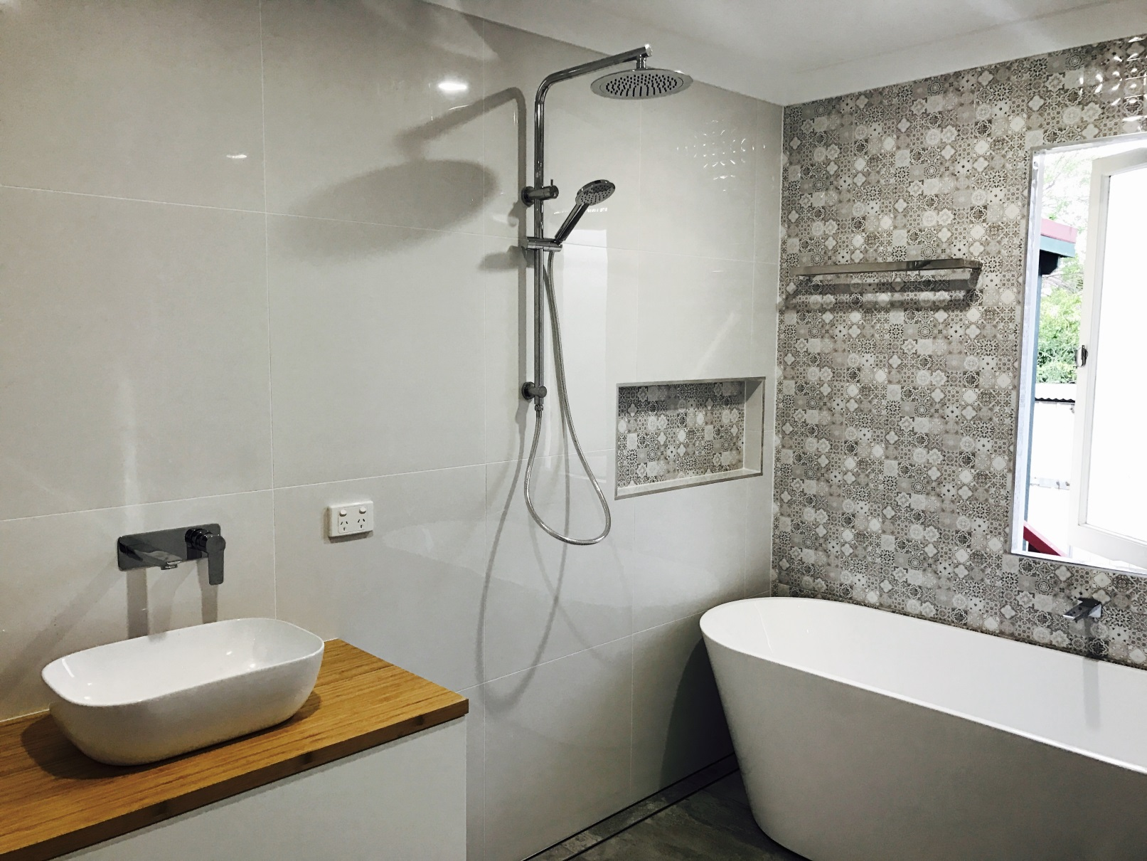 Coorparoo Bathroom Renovations Brisbane 2  1 Bathroom