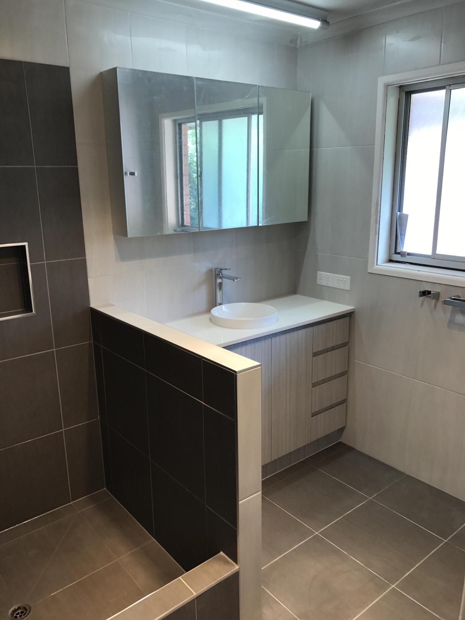 Geebung Bathroom Renovations Brisbane 4  1 Bathroom