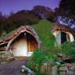 Хобитската къща на Саймън и Жасмин