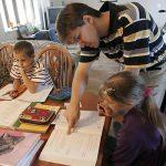 Обучение на децата в домашна среда – преоткрийте детето си