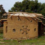 Създаването на една прекрасна глинена къща