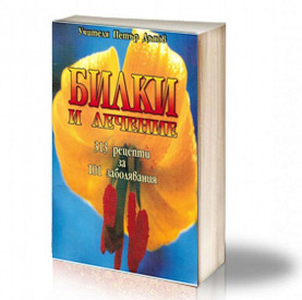 Book Cover: 313 рецепти за 101 болести - Петър Дънов