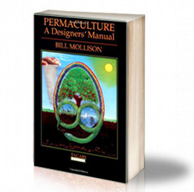 Book Cover: Permaculture design course - Bill Mollison