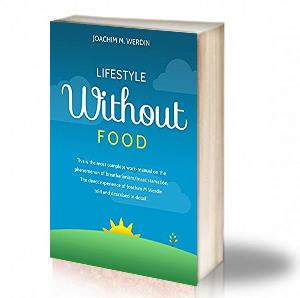 Book Cover: Lifestyle without food - Joachim M Werdin