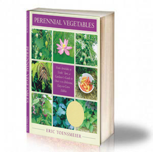 Book Cover: Perennial Vegetables - Eric Toensmeier