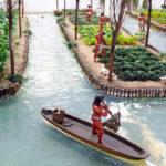 Гениалните плаващи градини на древните ацтеки