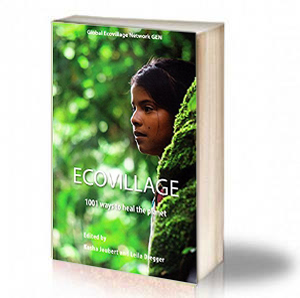 Book Cover: Еcovillage - 1001 ways to heal the planet