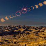 10-те най-добри фотографии на слънчевото затъмнение от 21 август 2017