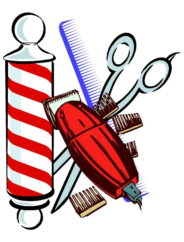 barber clippers clip art