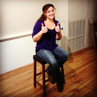 Danica Carlson One Billion Rising 2013