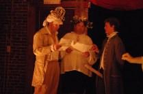 Harry Harris, Actor & Billy Downs (Matthew Schofield, Jamie Bradley & Andrew Bridges)