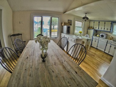 Main House Dining Table (Sits 6 - 10)