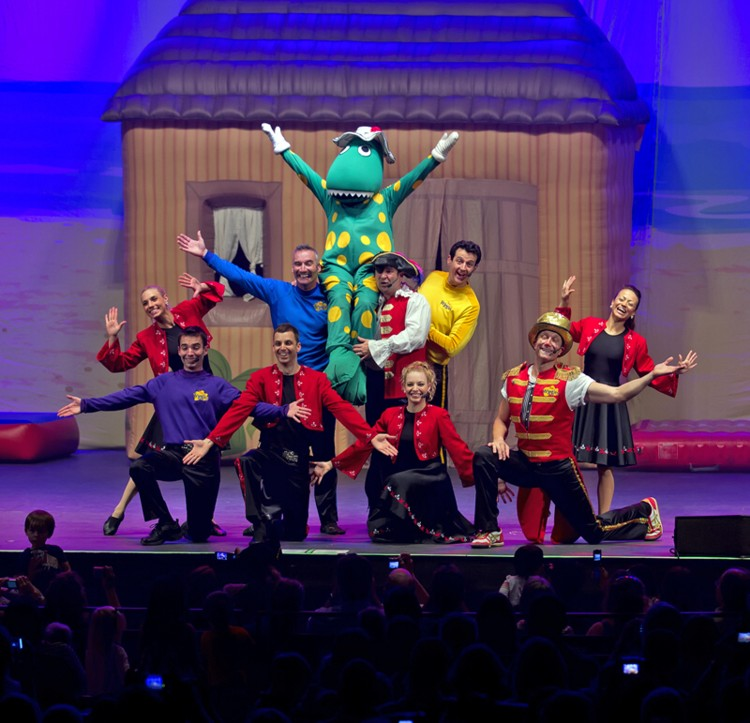 Back Beat Seattle  Show Review  Photos The Wiggles
