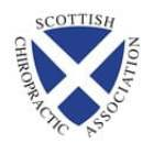 Picture Shows: The Scottish Chiropractic Association's logo