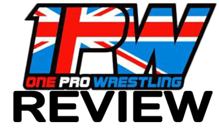 Random Reviews – 1PW Third Anniversary Show (RQW Archives – Part Three)