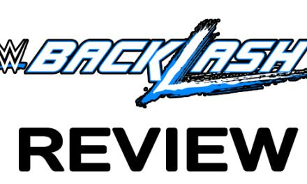 WWE Backlash 2017 (May 21, 2017)