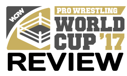 WCPW Pro Wrestling World Cup – Round of Sixteen (August 23, 2017)