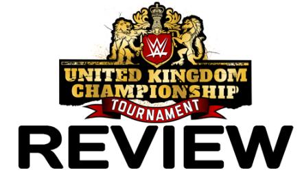 WWE United Kingdom Championship Tournament – Night Two (January 15, 2017)
