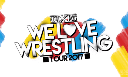 wXw We Love Wrestling: Frankfurt (April 29, 2017)