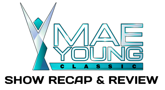 WWE Mae Young Classic – Episode 8 (taped July 14, 2017)